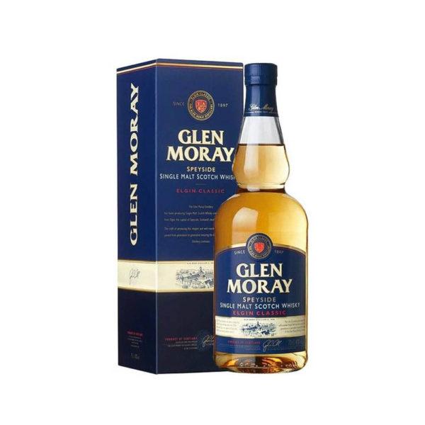 Glen Moray Elgin Speyside Single Malt whisky 07pdd 40 vásárlás
