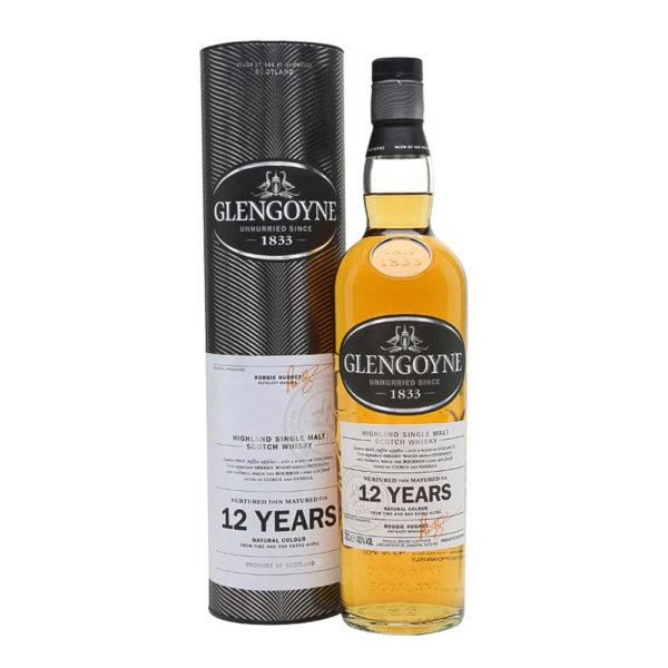Glengoyne12 éves Single Malt whisky 07 43 vásárlás