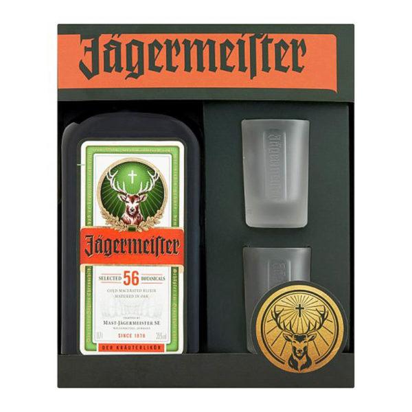 Jagermeister 070 2 pohár keserűlikőr 35 vásárlás
