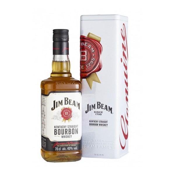 Jim Beam 07 fdd. Bourbon whiskey 40 vásárlás
