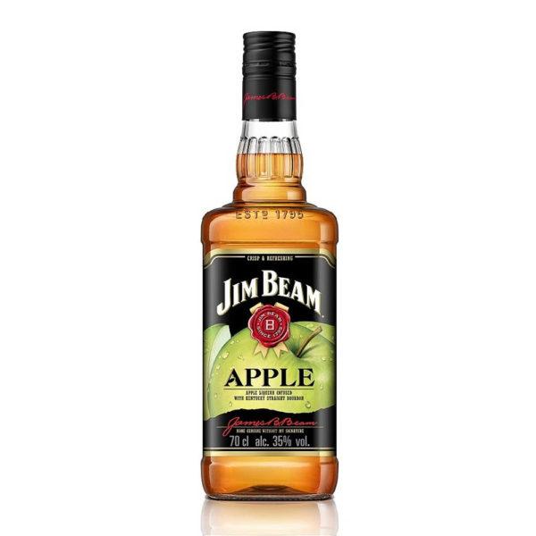 Jim Beam Apple almás 07 Bourbon whiskey 35 vásárlás