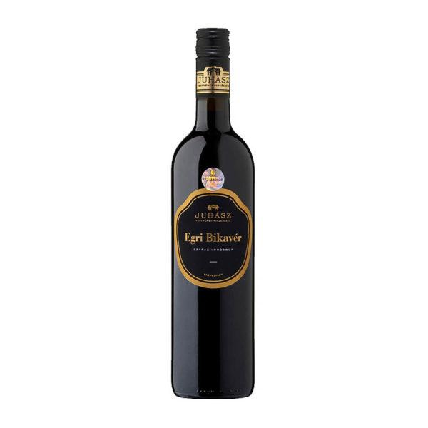 Juhász Testvérek Egri Bikavér 2016 száraz vörös bor 075 vásárlás