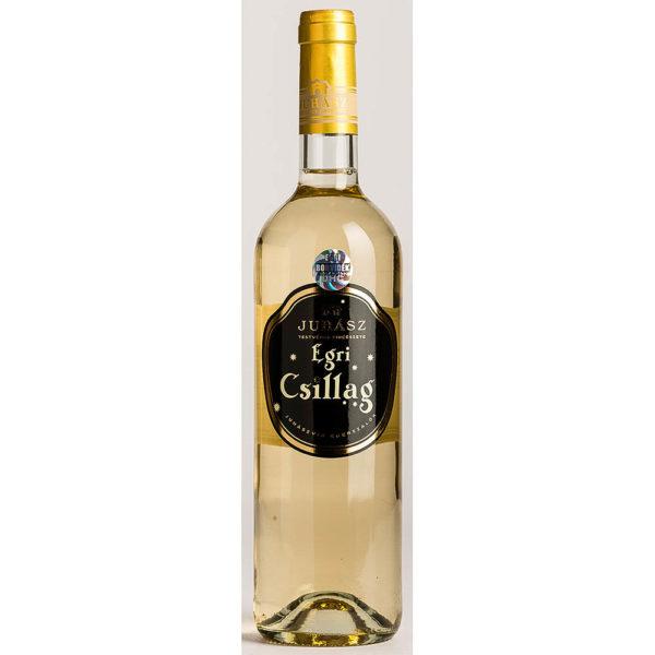 Juhász Testvérek Egri Csillag 2017 száraz fehér bor 075 vásárlás