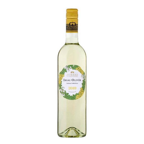 Juhász Testvérek Irsai Olivér 2019 száraz fehér bor 075 vásárlás