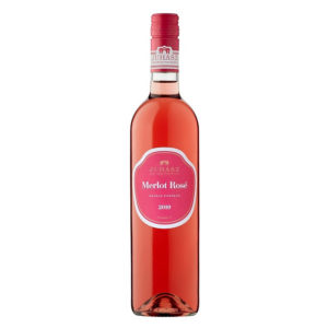 Juhász Testvérek Merlot Rosé 2019 száraz rosé bor 075 vásárlás