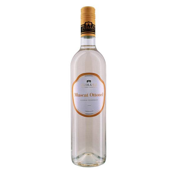 Juhász Testvérek Muscat Ottonel 2018 száraz fehér bor 075 vásárlás