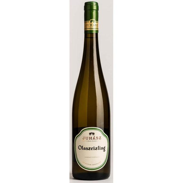 Juhász Testvérek Olaszrizling 2017 száraz fehér bor 075 vásárlás