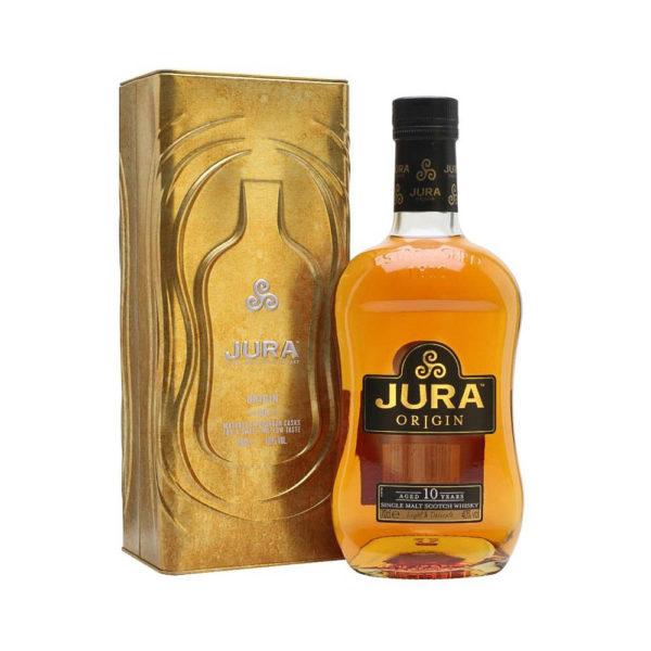 Jura 10 éves Single Malt whisky 07dd. 40 vásárlás