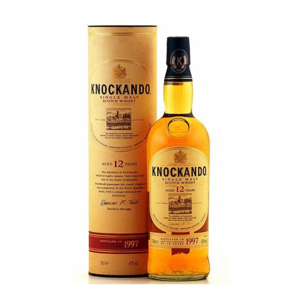 Knockando 12 éves Single Malt whisky 07 dd. 43 vásárlás
