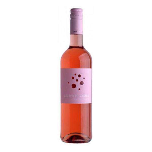 Lelovits Tamás Villányi Rosé Cuvée 2019 száraz rosé bor 075 vásárlás