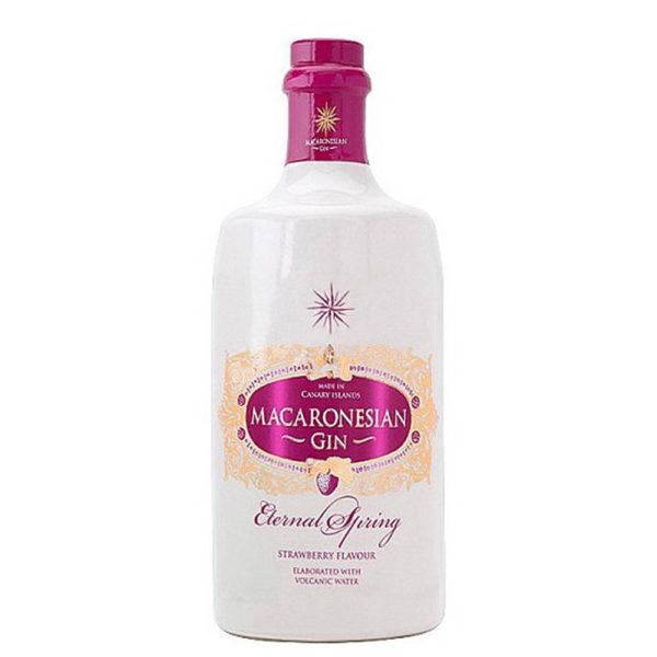 Macaronesian Eternal Spring Strawberry Gin 07 375 vásárlás