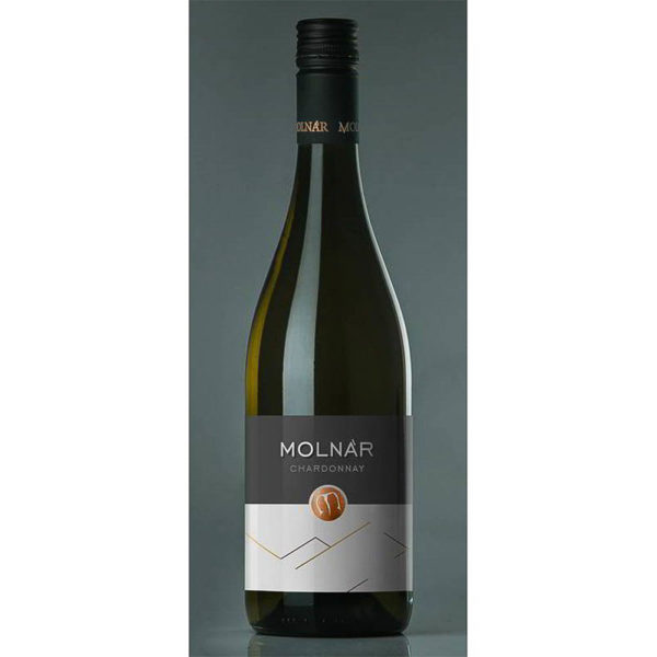 Molnár Fiai Mátrai Chardonnay száraz fehér bor 075 vásárlás