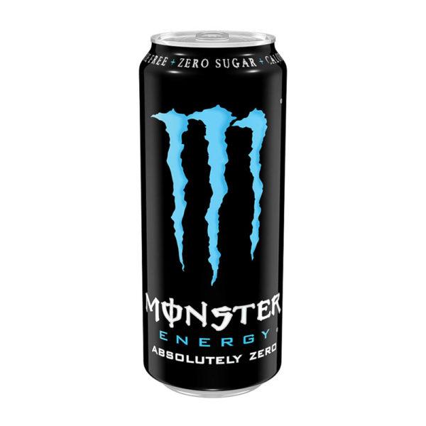 Monster Zero cukormentes szénsavas ital 05 dobozos vásárlás