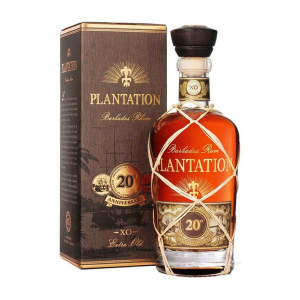 Plantation XO 20th.Anniversary rum 07 dd. 40 vásárlás