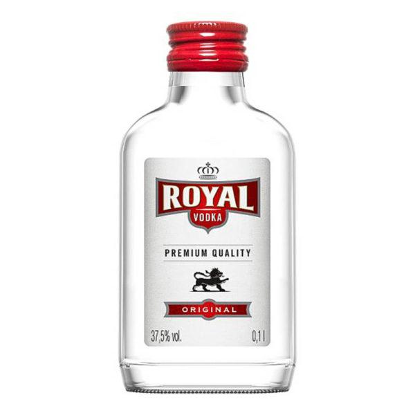 Royal vodka 01 375 vásárlás