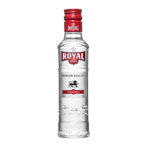 Royal vodka 02 375 vásárlás