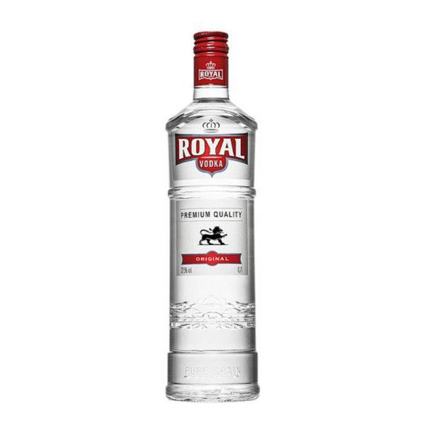 Royal vodka 070 375 vásárlás