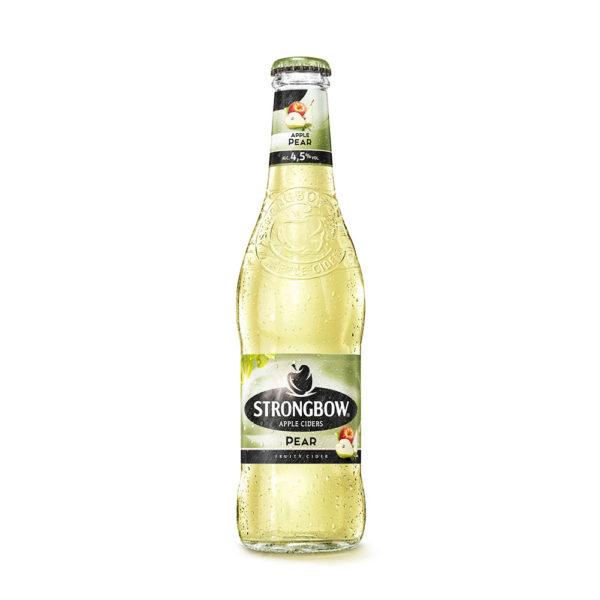 Strongbow Apple Ciders Pear Bottle 33cl vásárlás