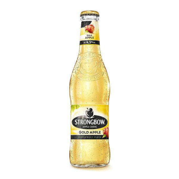 Strongbow Gold Cider üveges 033 45 vásárlás