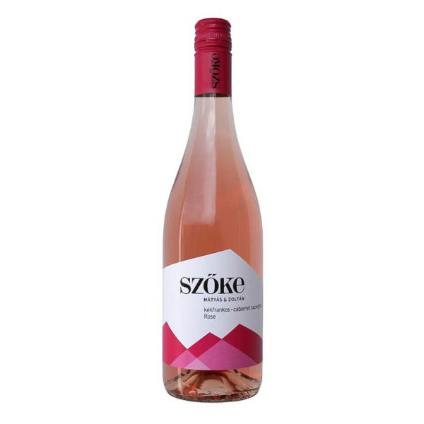 Szőke Mátyás Mátrai Kékrankos Rosé száraz rosé bor 075 vásárlás
