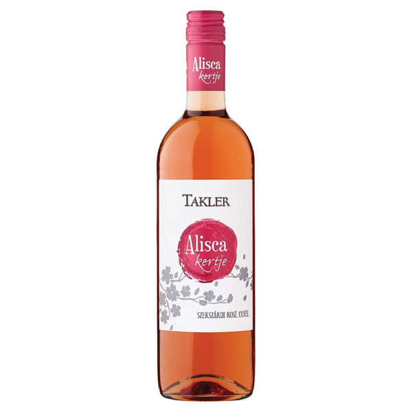 Takler Ferenc Szekszárdi Alisca Rosé Cuvée száraz bor 075 vásárlás