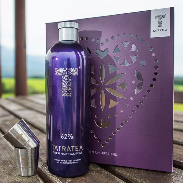 Tatratea 070 Áfonya Erdei tea likőr dd. 2 pohár 62 vásárlás