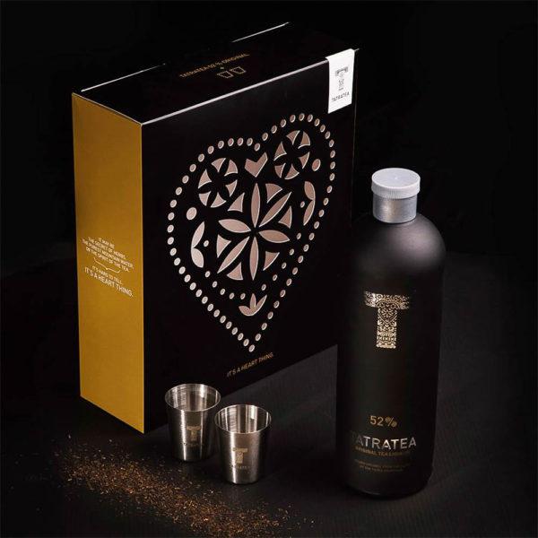 Tatratea 070 Original tea likőr dd. 2 pohár 52 vásárlás