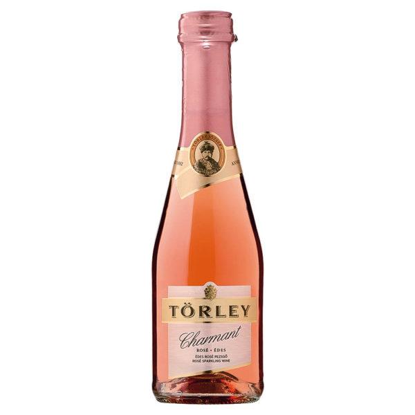 Törley Charmant Rosé fehér édes pezsgő 02 vásárlás