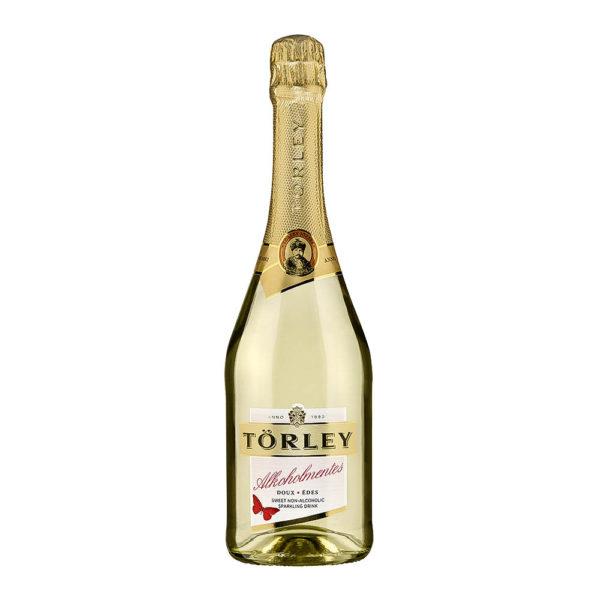 Törley alkoholmentes fehér édes pezsgő 075 vásárlás