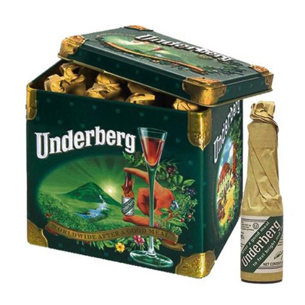 Underberg 12 x 002 fdd. keserűlikőr 44 vásárlás