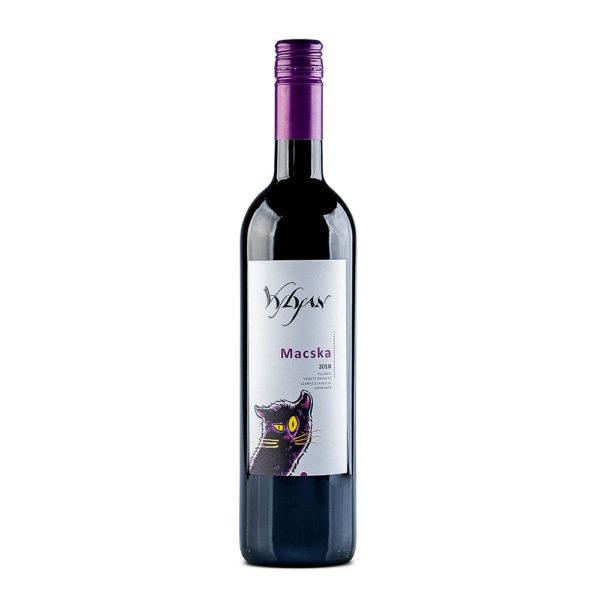 Vylyan Macska Villányi Portugieser 2018 száraz vörös bor 075 vásárlás