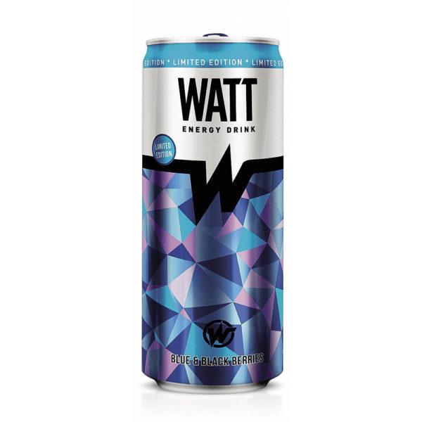 Watt Blue Black Berries energiaital 025 dobozos vásárlás