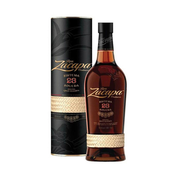 Zacapa Centenario 23 éves Guatemalai rum 07 pdd. 40 vásárlás