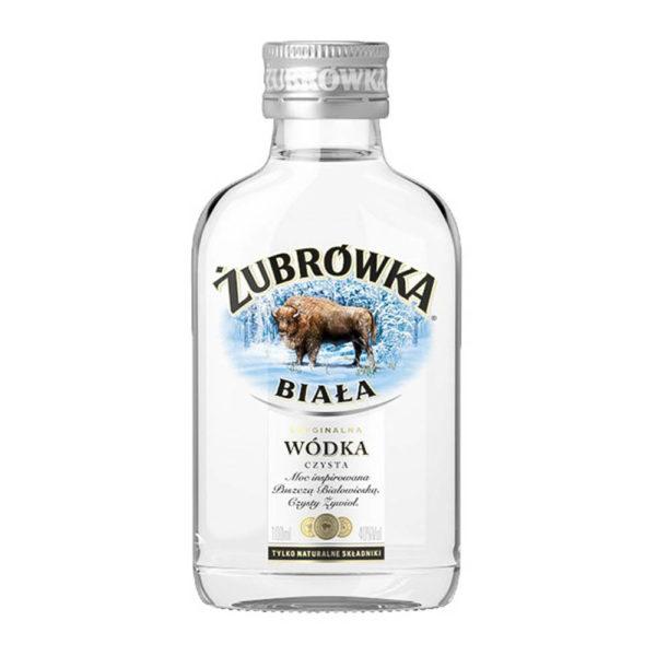 Zubrowka Biala vodka 01 375 vásárlás