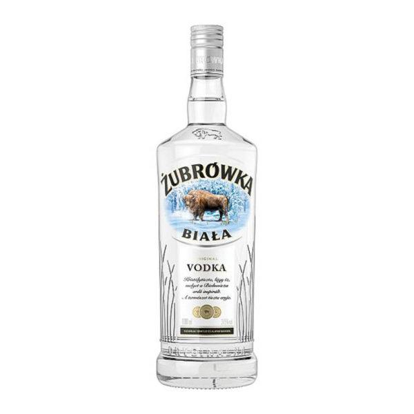 Zubrowka Biala vodka 100 375 vásárlás