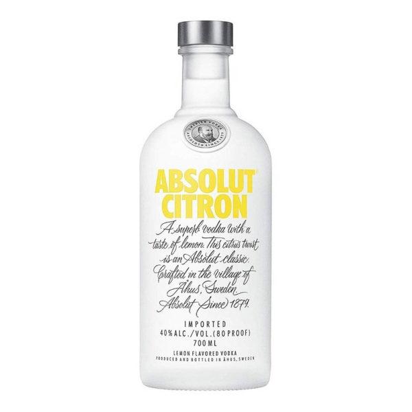 Absolut Vodka Citron 07 40 vásárlás