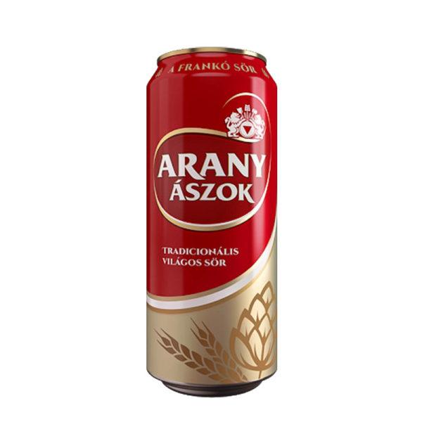 Arany Ászok sör 05 dobozos 43 vásárlás