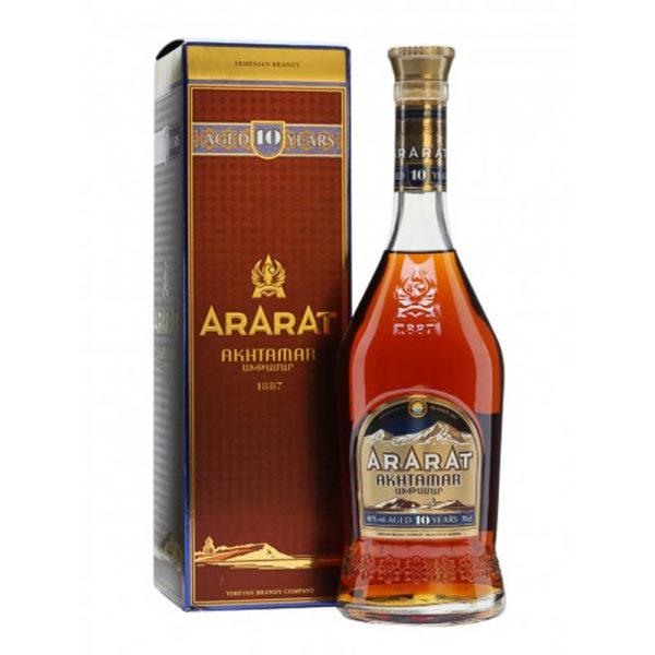 Ararat 10 éves Akhtamar örmény konyak 07 dd. 40 vásárlás