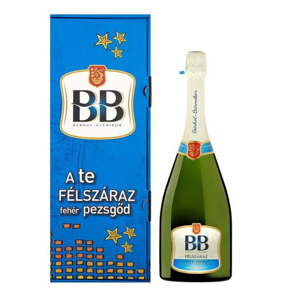 BB. Magnum 15 dd. félszáraz pezsgő vásárlás