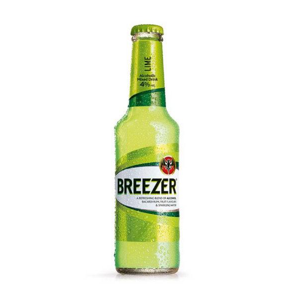 Bacardi Breezer 0275 lime 4 vásárlás