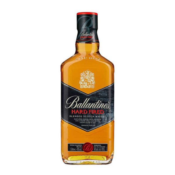 Ballantine a Hard Fired whisky 10 40 vásárlás