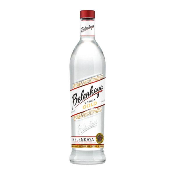 Belenkaya GOLD vodka 07 40 vásárlás