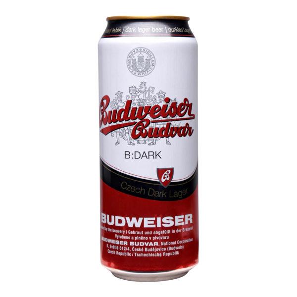 Budweiser Budvar Dark 05 dobozos 47 vásárlás