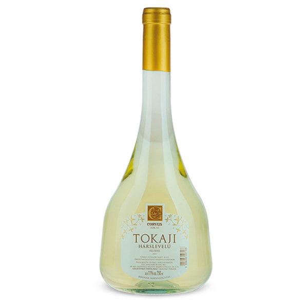 CORVUS Tokaji Hárslevelű félédes fehérbor 075 franciapalackos vásárlás