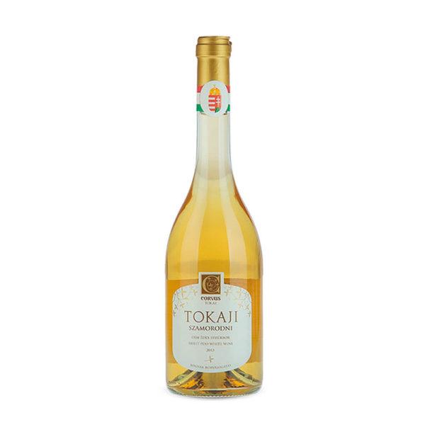 CORVUS Tokaji Szamorodni édes fehérbor 05 vásárlás