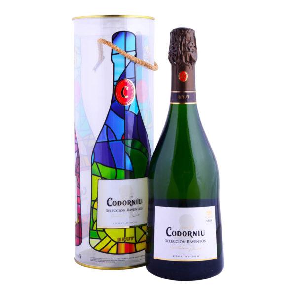 Codorniu Seleccion Raventos Cava Brut száraz pezsgő 075 dd vásárlás
