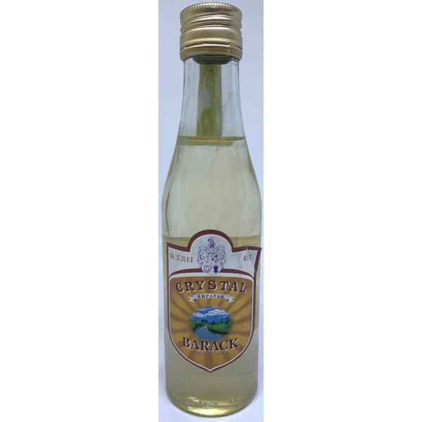 Crystal Barack ízesítésű vodka 02 vv. 375 vásárlás
