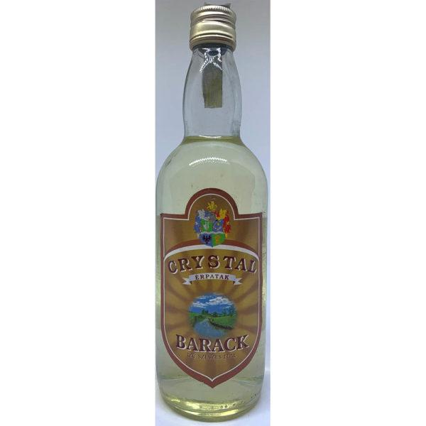 Crystal Barack ízű szeszes ital 05 vv. 33 vásárlás