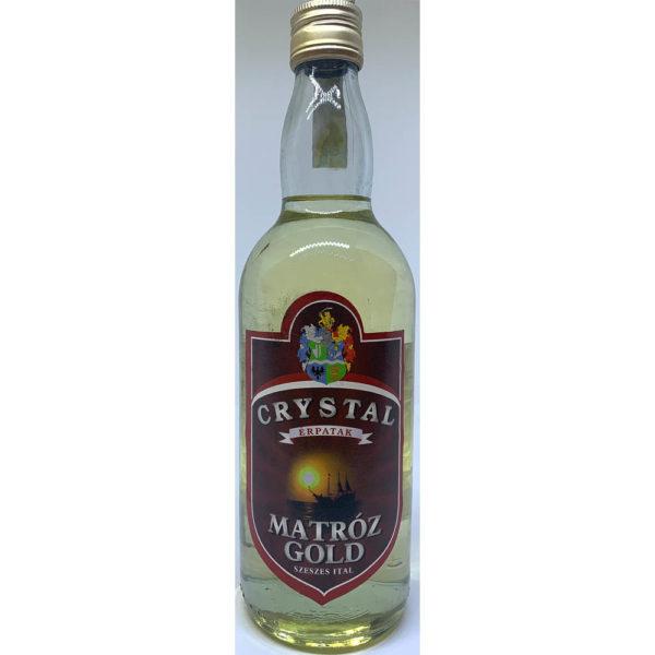 Crystal Matróz Gold szeszes ital 05 vv. 33 vásárlás