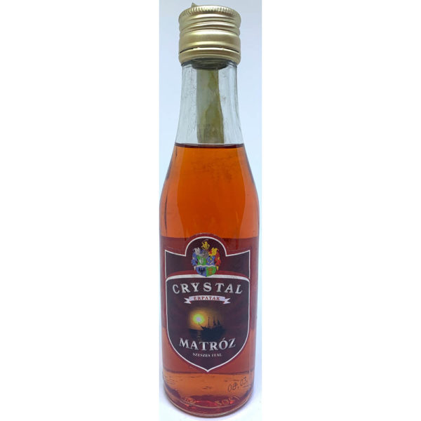 Crystal Matróz szeszes ital 02 vv. 33 vásárlás